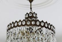 Chandeliers / I just love them all / by Fleur