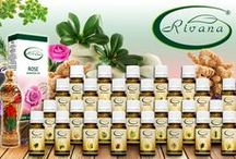 Aromatherapy / Rivana Ltd Is a manufacturer of Essential oils, Carrier oils and Compositions of Essential oils. Here we will be posting our products with descriptions, so that we can help you better understand Aromatherapy and its functions