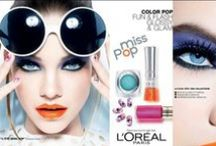 COSMETICS  (AD)DICT!!! / by l' Oeil