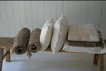 Comfy pillows