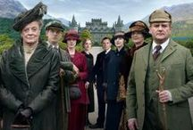Downton Abbey Drama / by Diana Glamuzina