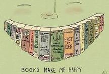 All Things Books / Here you can find all kinds of interesting book related items and places.