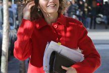 El vestidor de Letizia / Comentamos al detalle todos los looks de la Princesa de Asturias: http://bit.ly/1m3DUHy