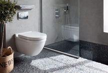 Moodboard Badkamer/toilet