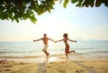 Sun & Fun / Spend your summer holidays having fun with friends, family or loved ones under the warm Greek sun