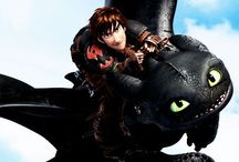 HTTYD / How to Train Your Dragon / by Andi Horse