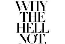 Who said that???