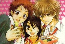Kaichou wa Maid-sama! / misaki, usui, and other cuties from maid-sama! ^^ fave boy is kanou!!