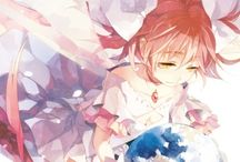 Madoka Magica / There's always someone out there, who is fighting for you.
