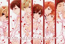 Ouran High School Host Club / The ~legendary~ host boys and Haruhi!!