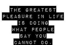 Inspiration and Motivators