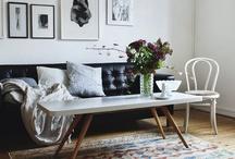Interiors / Dream rooms.