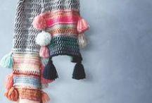Shawls / Knit shawls and scarfs
