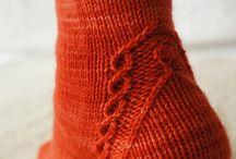 Socks / Knit socks