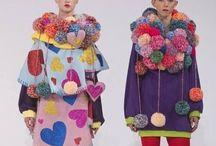 Crazy knits
