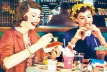Retro Diner tea party / 50s tea party / by tea experience