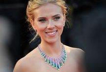 ♦ celebrity style ♦ / Our Pinterest picks of our favourite celebrity jewels and accessorised styles.