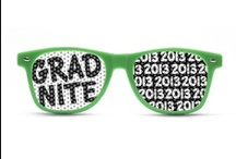 School Spirit / Glasses for any school event; from middle school to universities! Starting at $5.00.
