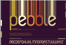 Typography / Great typography is truly evocative. Something about it connects with me at a fundamental level.