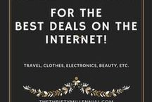 How To Shop On A Budget / Guides, tips and reviews on how to shop on a budget and which products and services will help you save money.