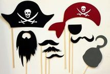 Pirate Party Ideas AAARGH / Some interesting Boys Pirate Party Ideas!