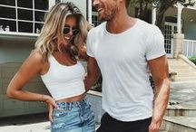 Stylish Couples / Best of fashion for men and women; couples.