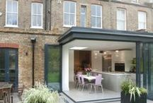 Inspiration - Sliding/Folding Doors / High performance quality sliding/folding doors maximising glass and light into your home