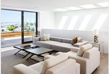Rooflights - Living Rooms / Rooflights bringing light into your living area