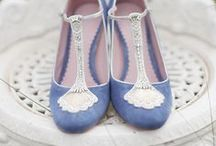 Fantastic Shoes for a Fabulous Wedding / by Betsy's Wedding Inspiration
