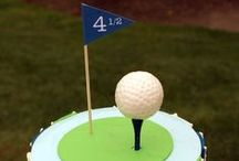 Golf Par-Tee!!!! / A fun party for everyone who loves their golf