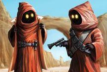 Star Wars / by Sam Johnson