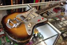 Jansen Guitars