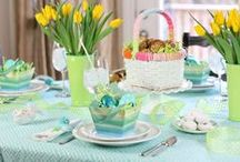Easter Party Ideas / Find your inspiration for a bright and bold Easter celebration!