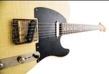 Taylor McGrath Guitars