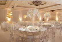 Reception Inspiration / Reception Decor Inspiration for Deity Brooklyn Wedding Venue