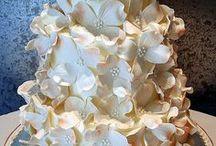 Wedding Cake & Dessert Inspiration / Wedding Cake & Dessert Inspiration for Deity Brooklyn Wedding Venue