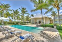 FEATURED PROPERTY - CORALES 49 - PUNTA CANA, DOMINICAN REPUBLIC / This spectacular ocean-view villa is surrounded by the Caribbean Sea and an evergreen golf course designed by the world-renowned Tom Fazio. The upper floor has 2 master bedrooms, incredible ocean-views, with private bathrooms and a Jacuzzi to relax in after a long day. While the lower level offers 3 spacious bedrooms, with private bathrooms, a spacious common area and a gourmet kitchen! This villa is fully equipped with everything you need to enjoy Caribbean vacation!