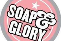 soap and glory / product soap&glory