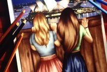 Friendship / Jess and Liv