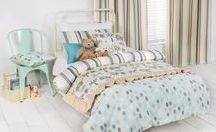 Children's Prints / Fun loving and light hearted Children's print designs for curtains, cushions, bedding and upholstery.