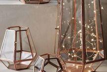 Beautiful Accessories / Beautiful accessories for kitchens, bedrooms etc. inspired by Fleeing Pumpkin
