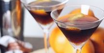 Happy Hour / It's always 5 o'clock with these delicious cocktail recipes.