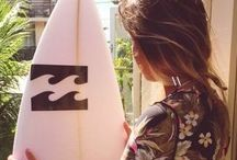 Surfing❤️☯️ / High Tides Good Vibes ✌♀️