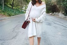 Maternity Style / Fashion inspiration for mommy's to-be