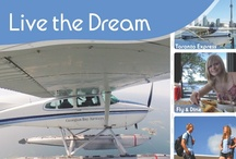 Adventures with GBA / Exciting adventures by seaplane! Depart Parry Sound Harbour, and discover the 30,000 Islands and beyond!