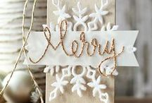 holidays || Christmas Craft / Craft ideas och DIY for Christmas to decorate your home.