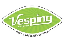 Vesping Barcelona - Next Travel Generation / Rent a Vespa with a GPS navigator in Barcelona.