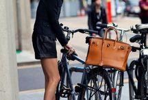 Rower / design / eko / skuter / eco / Na rowerze fajnie jest, ładnie, ekologicznie i kobieco