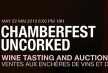 Chamberfest Uncorked / Join us for one of the Ottawa Chamber Music Society's most important fundraising events.  Wine Tasting and Auction takes place on May 22, 2013. / by Ottawa Chamberfest