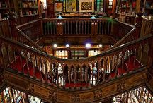 Dream Libraries & Bookshelves / Libraries and bookshelves that I dream of one day having one just like it.